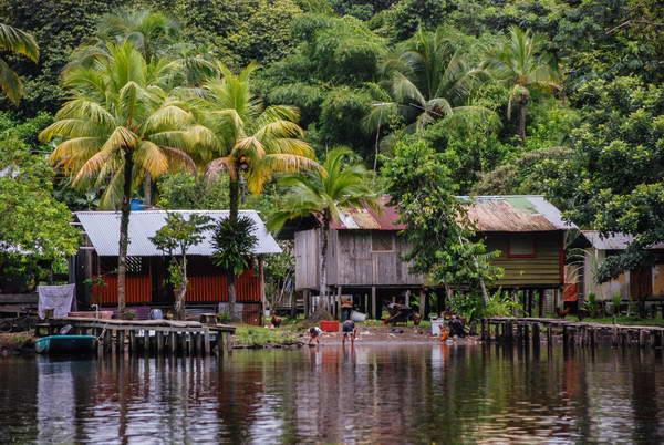 תעלות המים של הכפר טורטוגורו