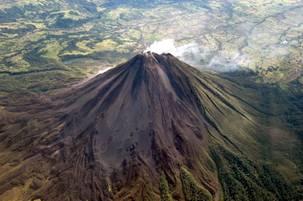 הר הגעש ארנל קוסטה ריקה