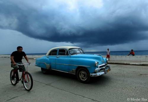 קובה, צילום משה שי