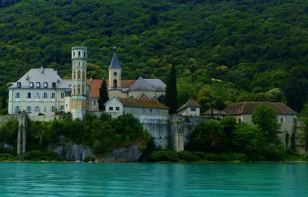 מנזר הוטקומב, האלפים הצרפתים
