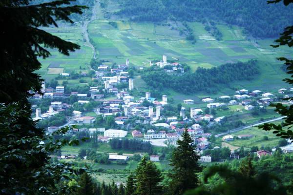 טיול ג'יפים בגאורגיה