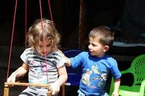 טיול עם ילדים בגאורגיה