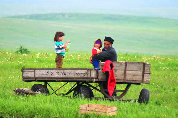 טיול עם ילדים בגאורגיה, טביליסי