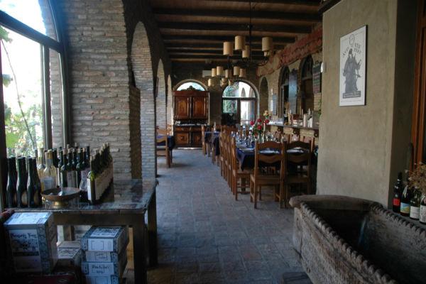 בית יין בגאורגיה