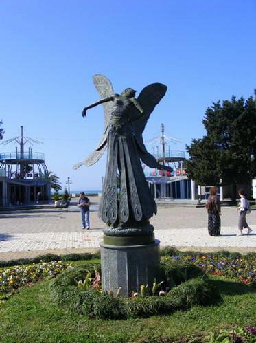 הגן הציבורי של באטומי, גאורגיה