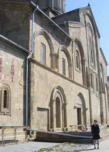 קתדרלת סווטיצחובלי, גאורגיה