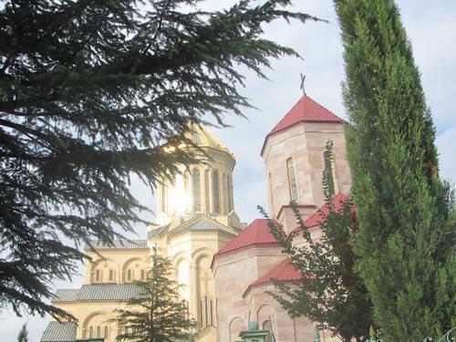 כנסייה בטביליסי, גאורגיה