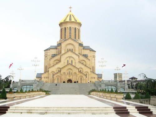 כנסיית, טביליסי, גאורגיה