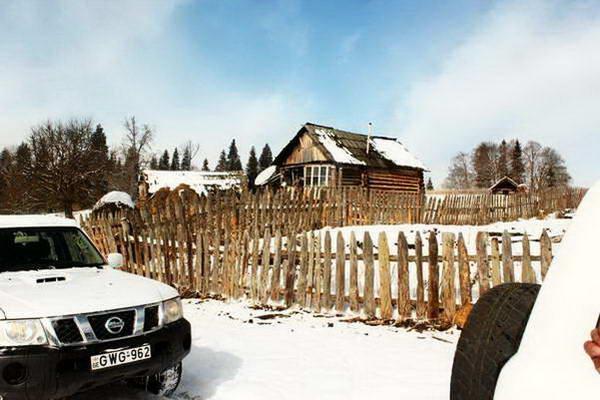 חורף בגאורגיה, טיול ג'יפים ואופנועי שלג