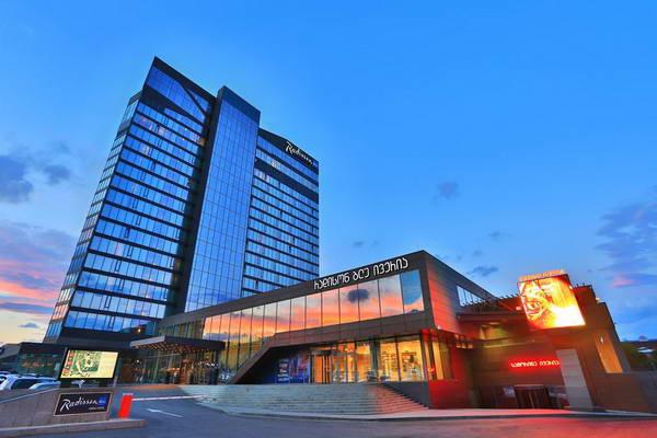 מלון רדיסון בלו, טביליסי, גאורגיה