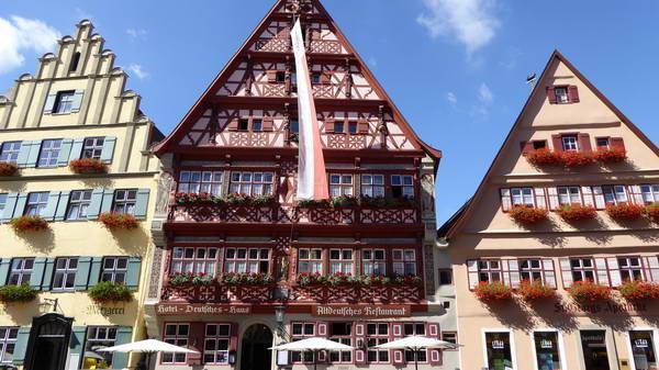 העיר דינקלסביל, גרמניה