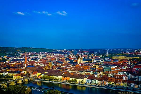 וירצבורג בדרך הרומנטית, גרמניה