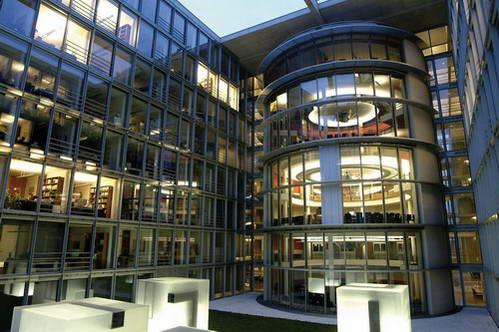 בניין הבונדסטאג בברלין, גרמניה