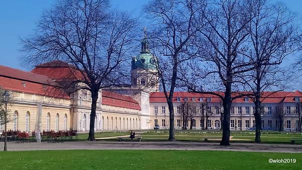 ארמון שרלוטנבורג, ברלין, גרמניה