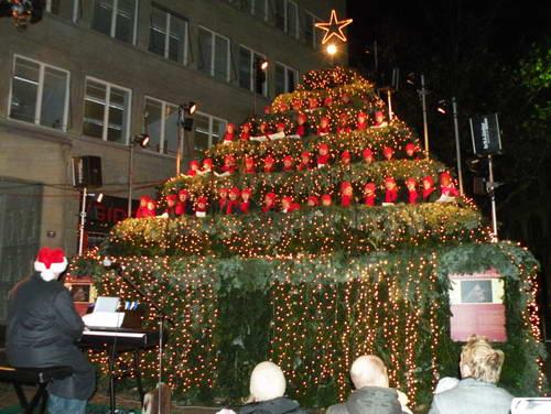 שוק חג המולד, ציריך, שוויץ