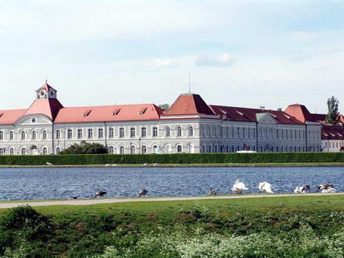 ארמון נימפנבורג, חיי בני האצולה של בוואריה