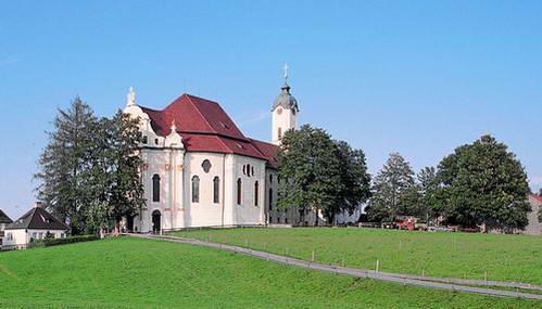 כנסיית ויס, בוואריה, גרמניה