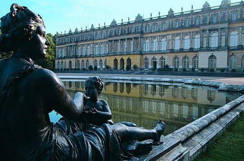ארמון הרנכימזה שבנה לודוויג השני, בוואריה