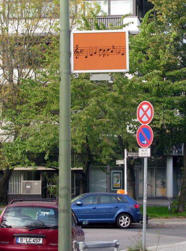 חוקים ותקנות נגד יהודים על תמרורים ברובע הבווארי