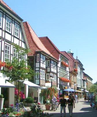 העיר העתיקה של המלין, גרמניה