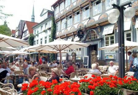 כיכר בית העירייה בהמלין, גרמניה