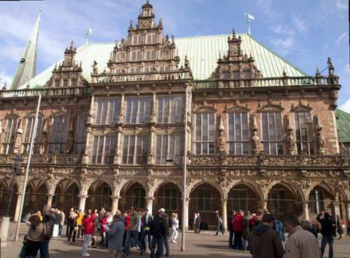 בית העירייה של ברמן, גרמניה