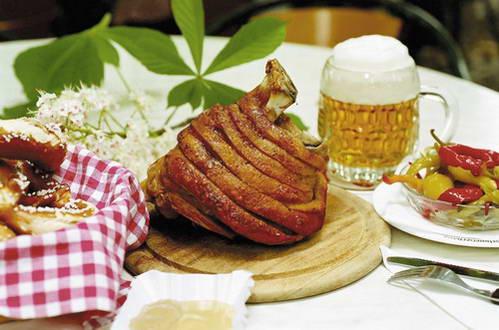 שוק חזיר, מנת הבשר הפופולרית ביותר בגרמניה