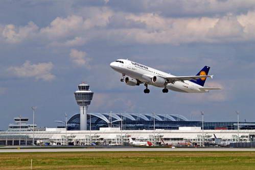 שדה התעופה ליד מינכן