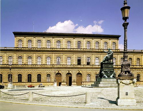 ארמון רזידנץ, מינכן