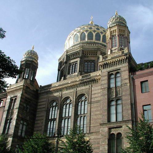 בית הכנסת החדש בברלין