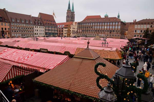 שוק חג המולד של נירנברג, גרמניה