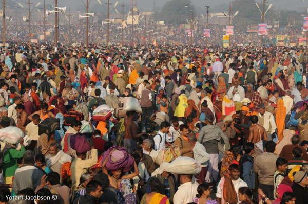 קומבה מלה, הודו
