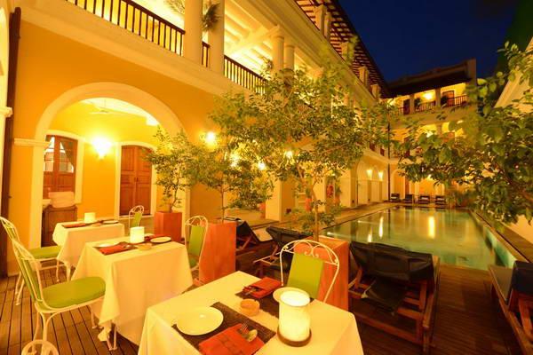 מלון מומלץ בפודוצ'רי, דרום הודו