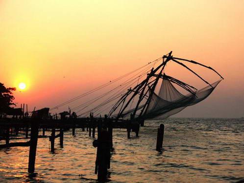 רשתות דיג, קוצ'ין
