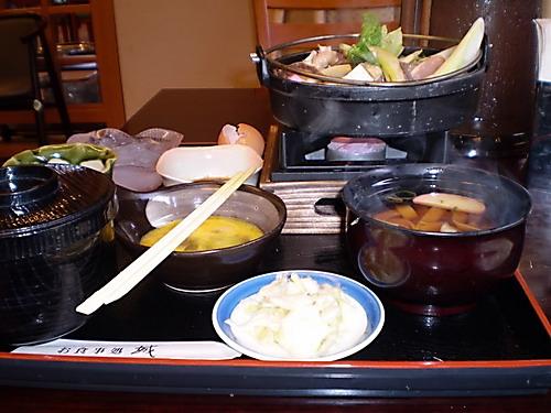 סוקייאקי - פיסות בשר טבולות בחלמון ביצה