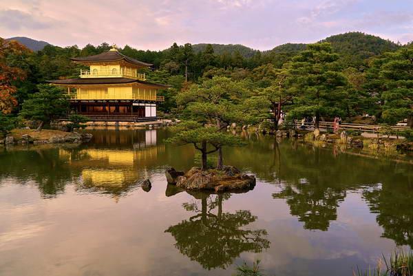 מקדש הזהב, קיוטו יפן