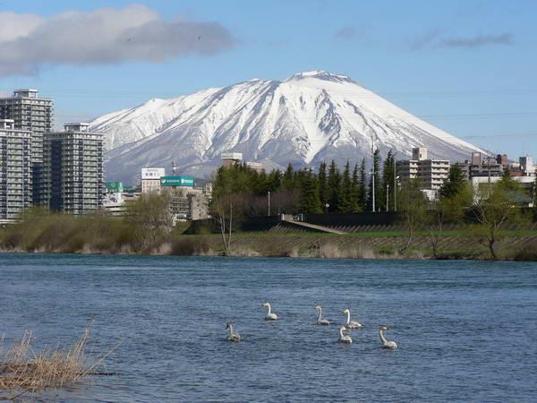 מוריאוקה, צפון האי הונשו, יפן