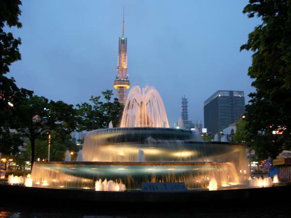העיר נג'ויה, יפן