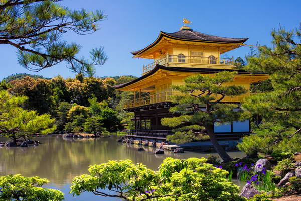 קיוטו, מקדש הזהב