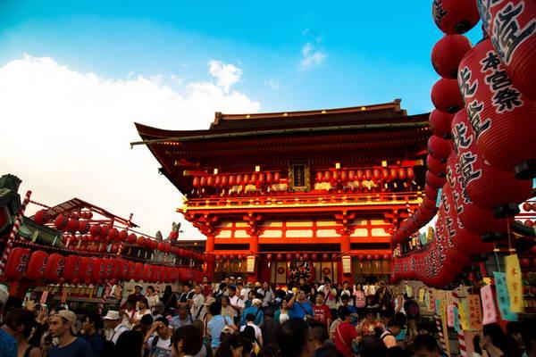 קיוטו, מקדש פושימי אינארי