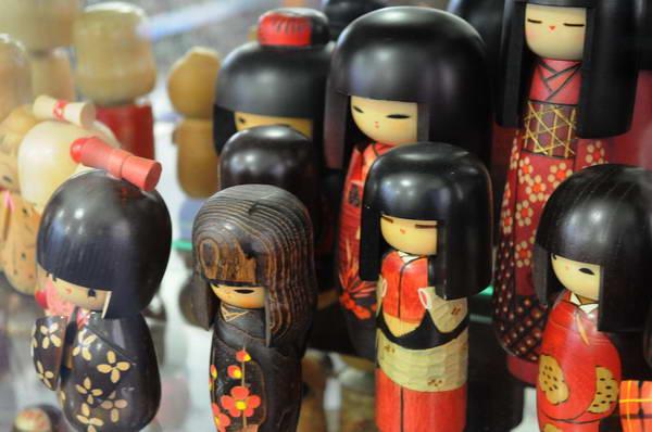 בובות יפניות מסורתיות