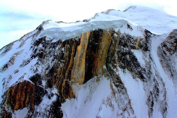 שלג בקזחסטן