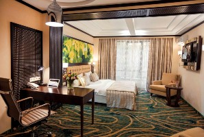 בתי מלון באלמטי