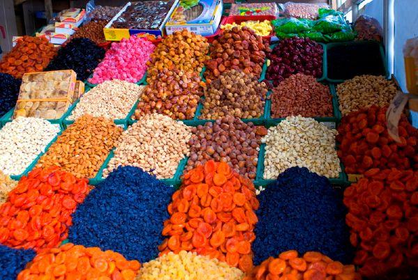 השוק באלמטי