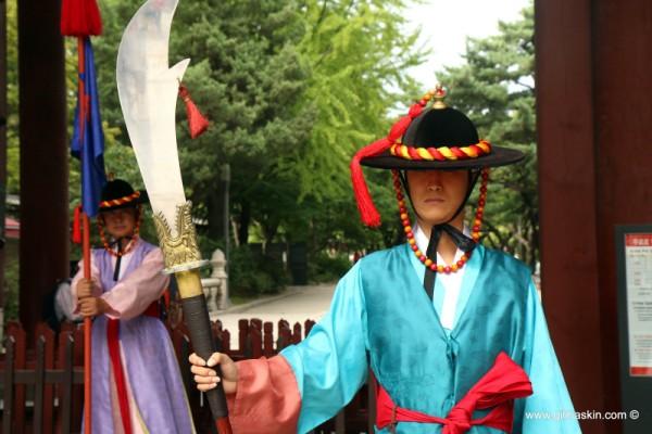 קוריאה, טיול בסיאול