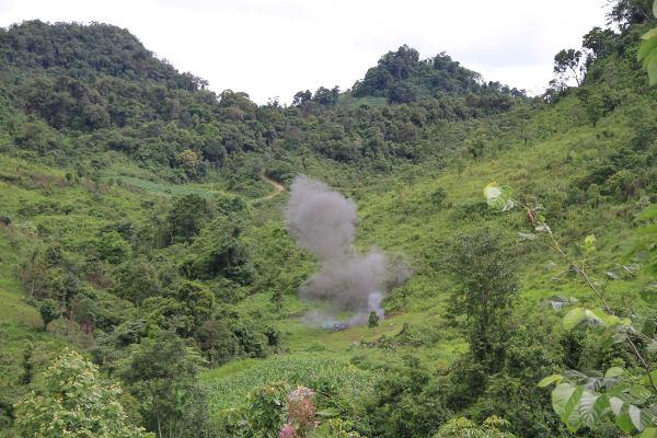 פיצוץ בטבע