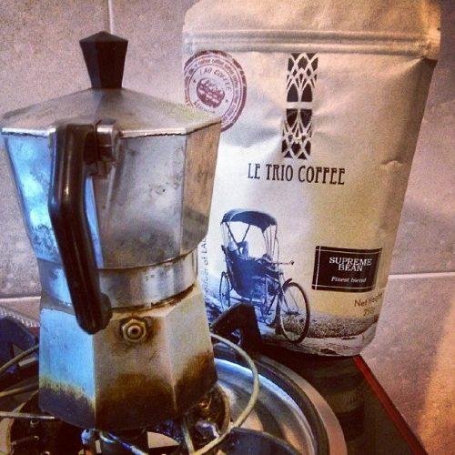 קפה קלוי מלאוס