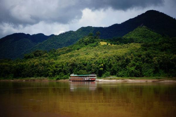 המקונג העליון - שייט נהרות