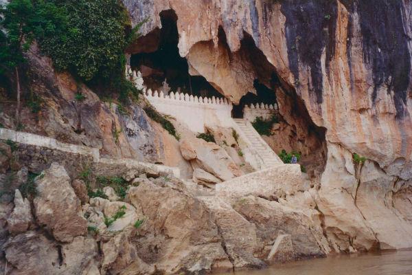 מערות על המקונג
