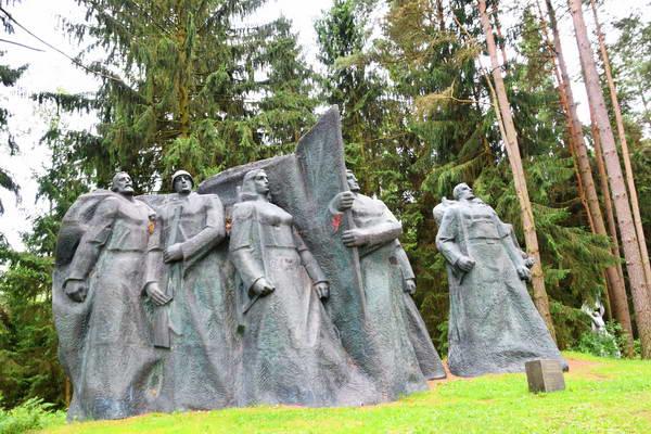 גרוטאס פארק, פארק סטלין, ליטא